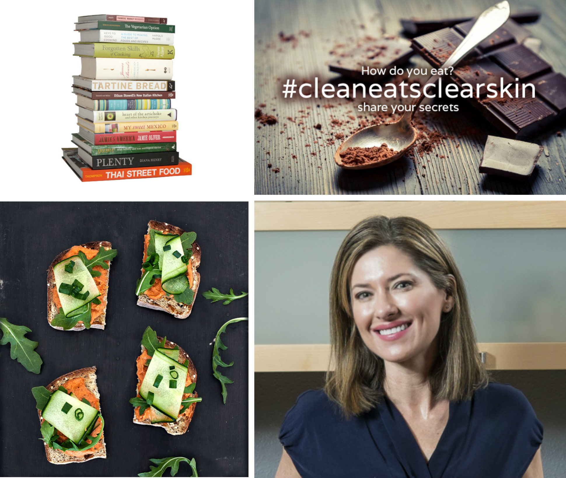Clean Eats for Clear Skin Acne Blog