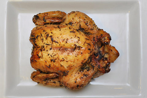Pioneer Woman Cooks Whole Roasted Chicken