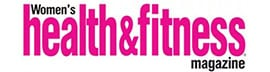 Women's Health and Fitness Magazine logo